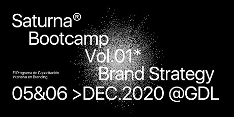 Saturna Bootcamp - Brand Strategy Vol.01 boletos