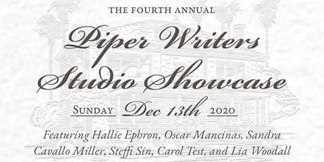 Piper Writers Studio Showcase tickets