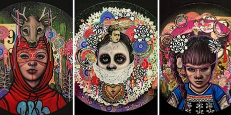 Los Rostros Ocultos/ The Hidden Faces Open Gallery Hours tickets