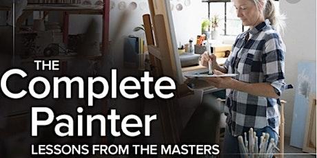 Art Masterclass: Painiting 101 tickets