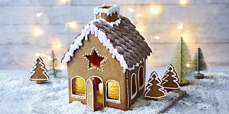 Thermomix Hands-On Gingerbread House Making Class tickets