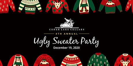 Ugly Sweater Party tickets