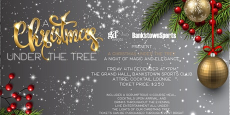 A Christmas Under The Tree tickets
