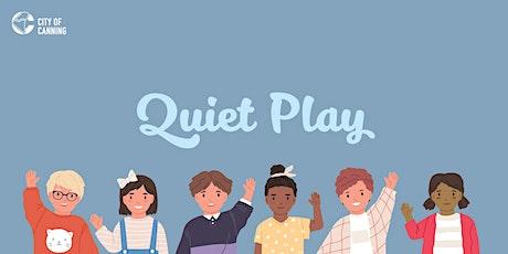 Quiet Play tickets