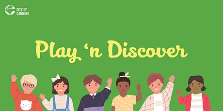 Play 'n Discover tickets