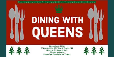 Dining with Queens - Christmas Edition tickets