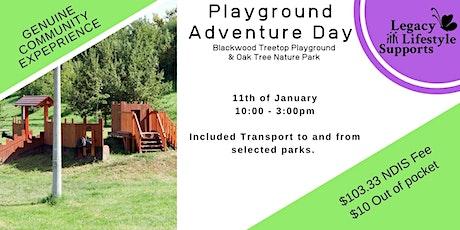 Playground Adventure Day tickets