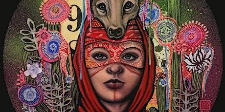 Opening Reception: Rostros Ocultos/ The Hidden Faces by Angelica Contreras tickets