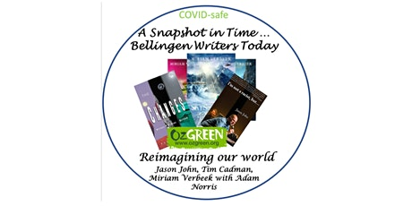 Reimagining Our World  - Miriam Verbeek, Tim Cadman and Jason John tickets
