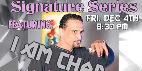 Barmacy Comedy Signature Series Featuring Iam Chad tickets
