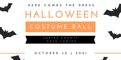 Here Comes The Dress Halloween Costume Ball tickets