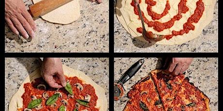 Nestle Inn Cooking Class: Homemade Pizza tickets