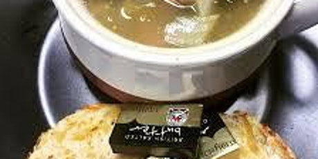 Nestle Inn Cooking Class: Soups and Scones for a Winter Night tickets