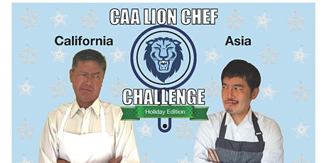 Holiday Season Lion Chef Competition tickets