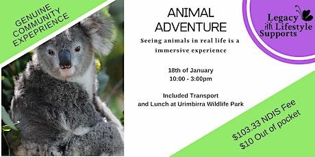 Animal Adventure tickets