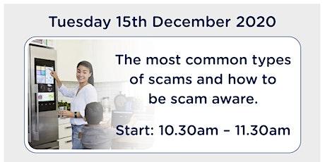 nbn Webinar: How to Be Scam Aware