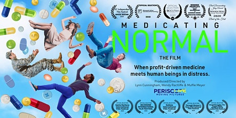 Humane Clinic Film Screening: Medicating Normal tickets