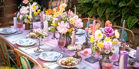 2021 High Tea at The Grounds of Alexandria tickets