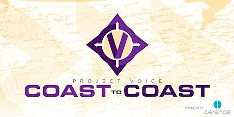 Project Voice: Coast to Coast [Portland, January 25] tickets