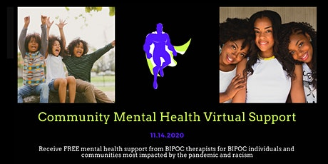 Community Mental Health Virtual Support tickets