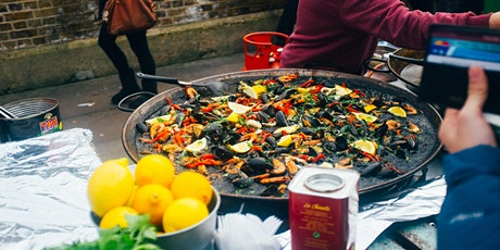 Paella, Churros & Sangria AFTERNOON tickets