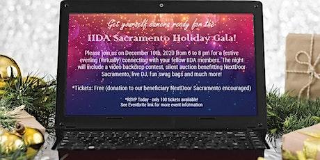 Sacramento City Center Online IIDA Holiday Party tickets