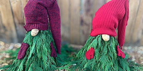 Holiday Happy Hour Winter Gnome class tickets