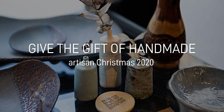 EVENT | GIVE THE GIFT OF HANDMADE tickets