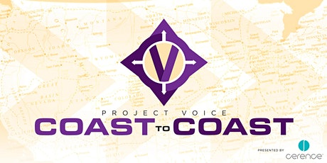 Project Voice: Coast to Coast [Newark, February 24] tickets
