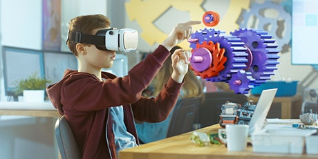 Virtual Reality workshop (Ages 8+) tickets