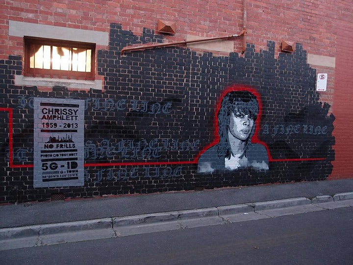 Talking art: Urban art—streets of your own town image