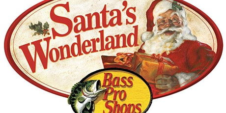 The magic of Santa's Wonderland continues in-person at Bass Pro Shops tickets