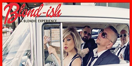 BLONDISH - A Tribute to BLONDIE tickets