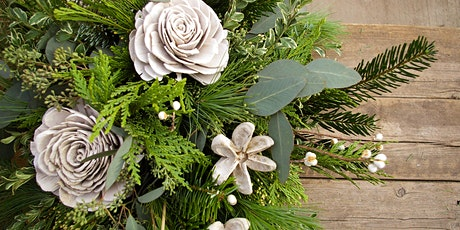 Holiday Decorating Workshop tickets