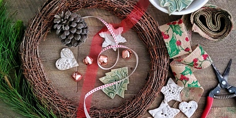 Campo de Flori Christmas Wreath Workshop tickets