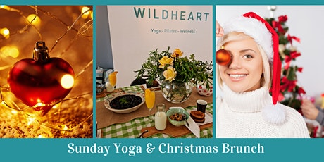 Sunday Yoga & Christmas Brunch tickets