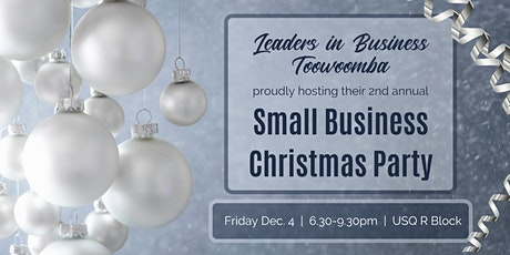 2nd Annual Small Business Christmas Party tickets