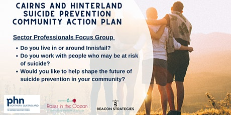 Sector professionals focus group: Innisfail tickets