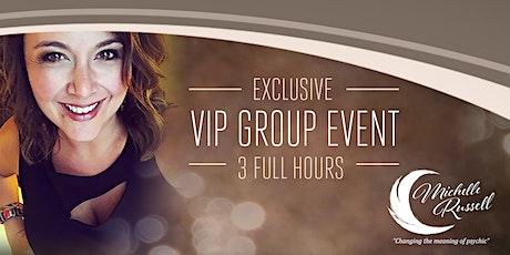 Fredericton - VIP tickets