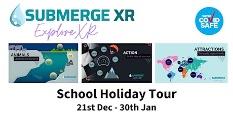 Explore XR - Campbelltown tickets