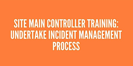 SMC Training: Undertake Incident Management Process (1 Day) Run 40 tickets