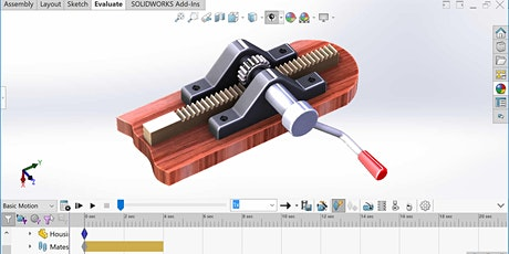 Lunch & Learn: SOLIDWORKS Motion & Rendering tickets