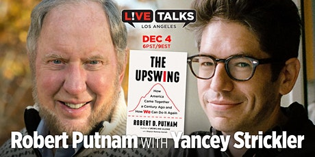 Robert Putnam & Shaylyn Romney Garrett conversation  with Yancey Strickler tickets