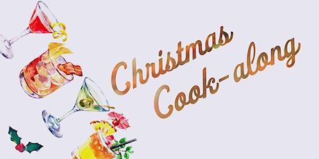 Christmas Cook-along 1930s - Vintage Cocktails & Canapes  at The Heights tickets
