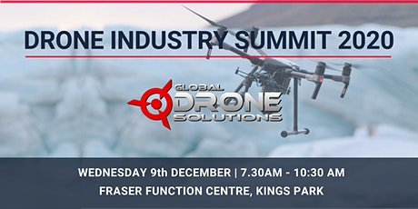 Drone Industry Summit 2020 tickets