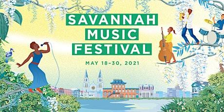 2021 Savannah Music Festival tickets