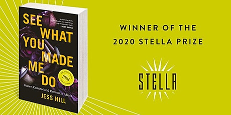 Talk from Jess Hill, Author of SEE WHAT YOU MADE ME DO tickets