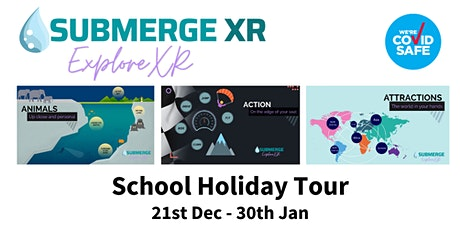 Explore XR - Lane Cove tickets