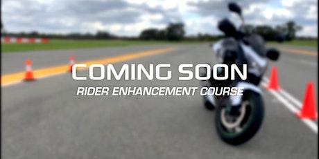 Rider Enhancement Course Dec 2020 tickets