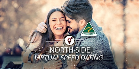 North Side VIRTUAL Speed Dating | 34-46 | February tickets